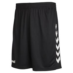 Core poly shorts black-114100
