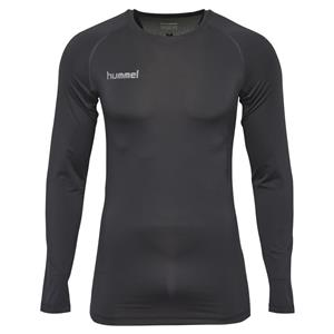 Hummel first perf  ls jersey black-104184
