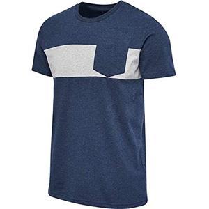 T-shirt męski Hummel Classic Bee Finn-106581