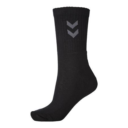 3-pack basic sock black-100002