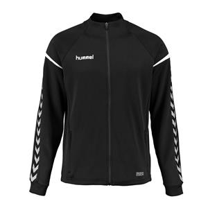 Auth. charge poly zip jacket-100930