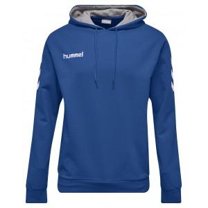 Core cotton hoodie
